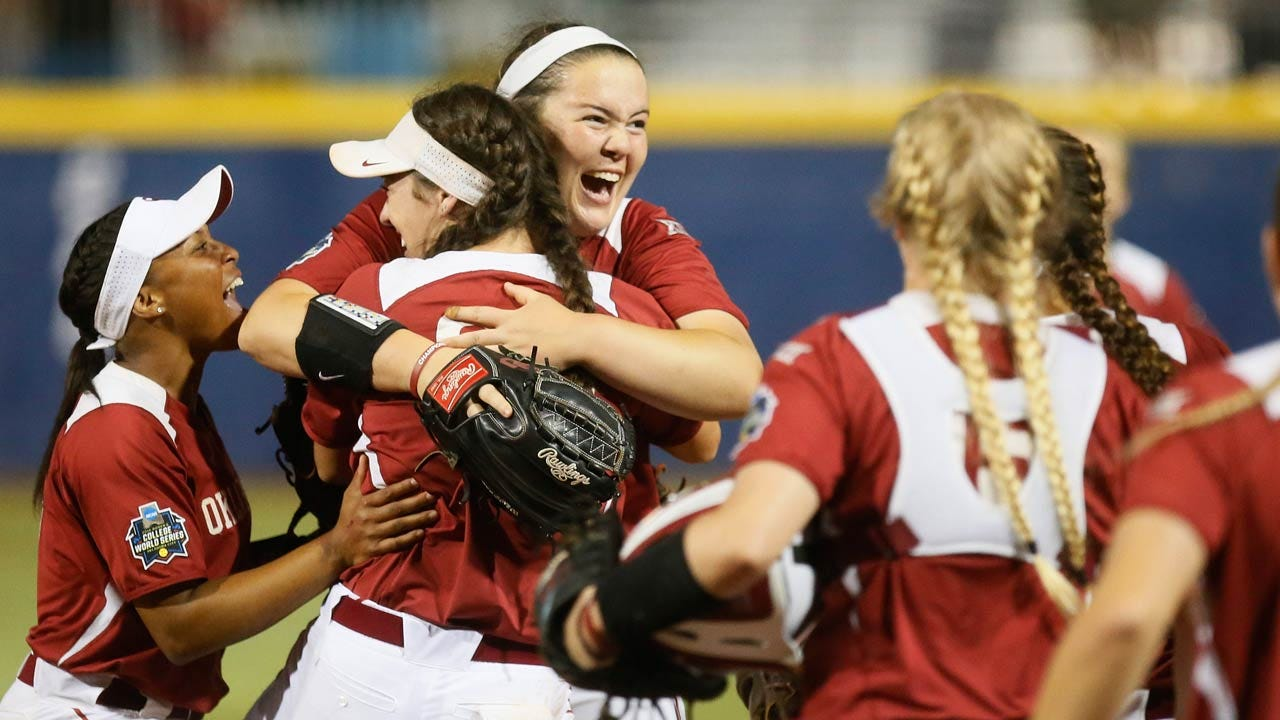 Sooners Shutout Auburn In Super Regional Game 1
