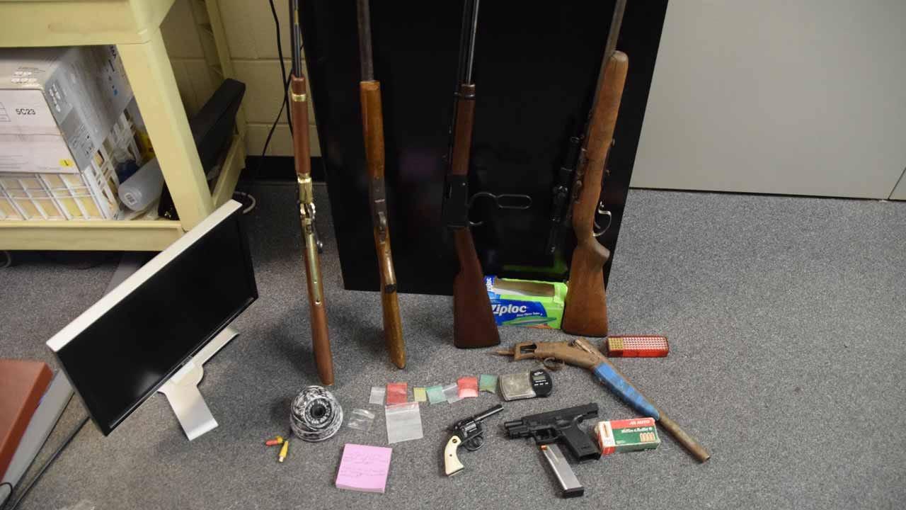 Wagoner County Deputies Arrest Man After Finding Drugs In Home