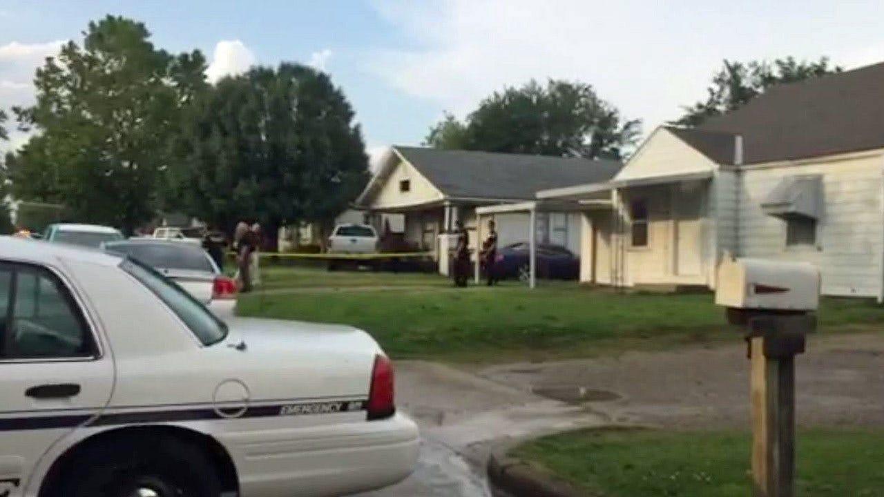 Bartlesville Police Investigate Murder-Suicide