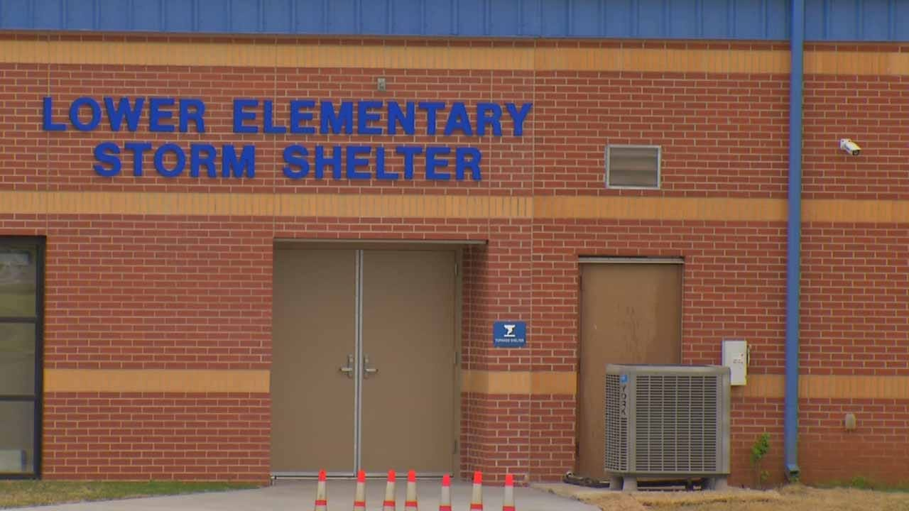 Oologah Schools Opens Tornado Shelters To Residents