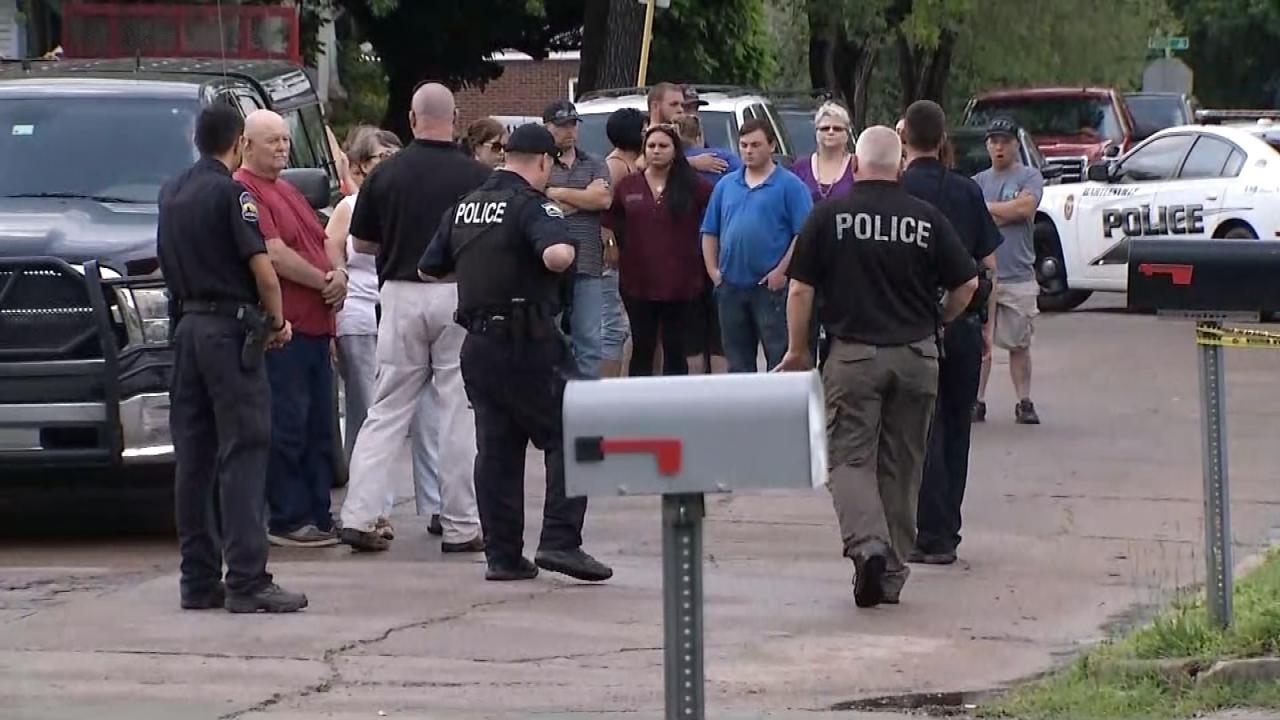 Bartlesville Police Identify Couple In Murder-Suicide
