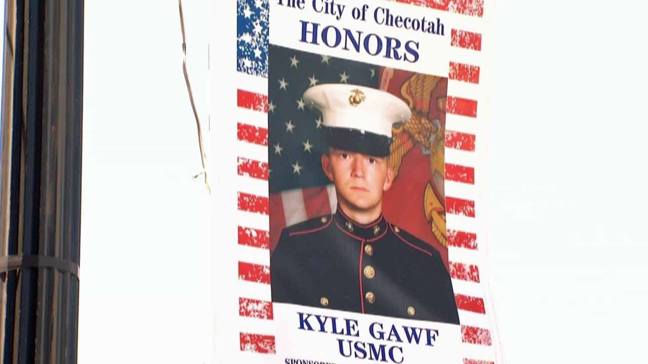 Checotah Honors Active Service Member Every Day