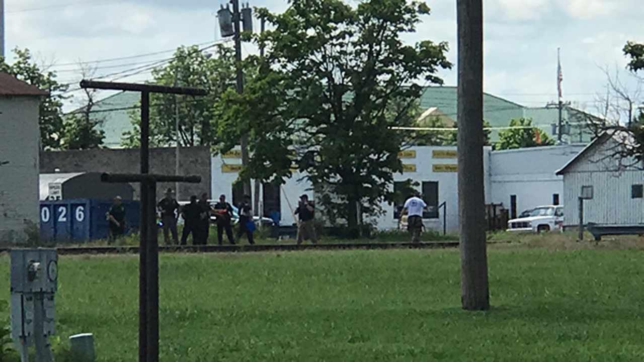 Man Dies After Being Hit By Train In Pryor