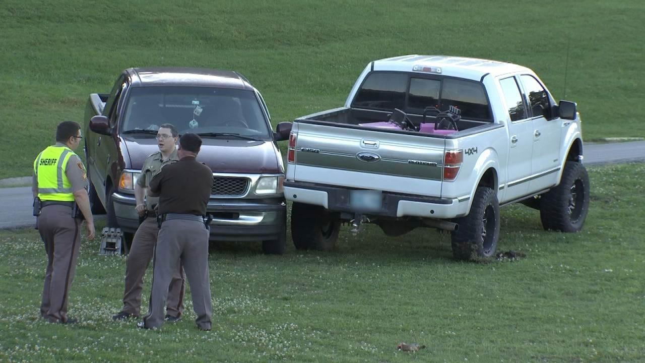 Sapulpa Man Jailed After Hitting Woman, Child At Chandler Park