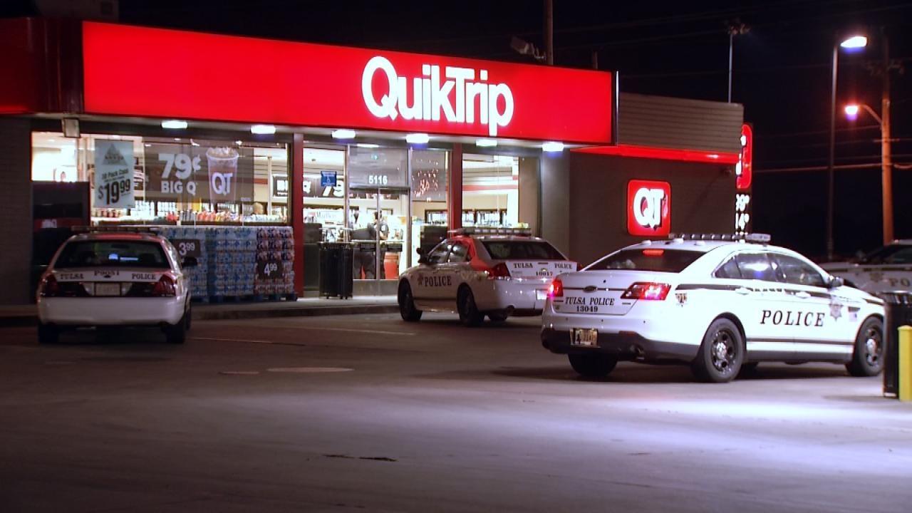 Two Men Rob Tulsa Quiktrip Overnight