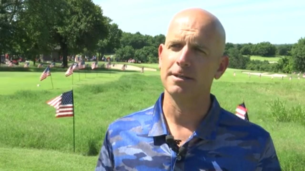 Annual Patriot Cup Tournament Benefits 'Folds Of Honor'