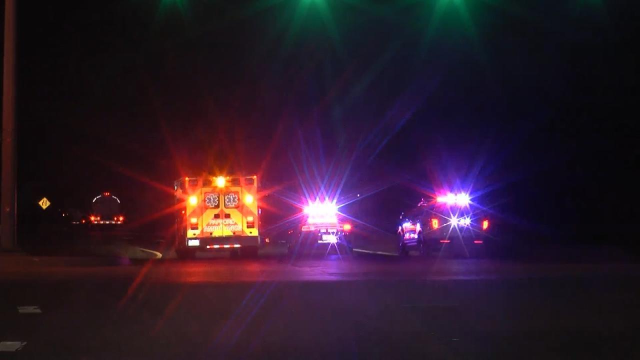 DUI Driver Critical After Jumping Off Tulsa Highway Bridge