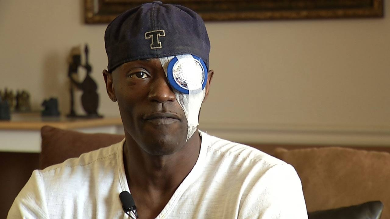 'It Was a Bloody Mess:' Tulsa Man May Lose Some Vision After Violent Assault