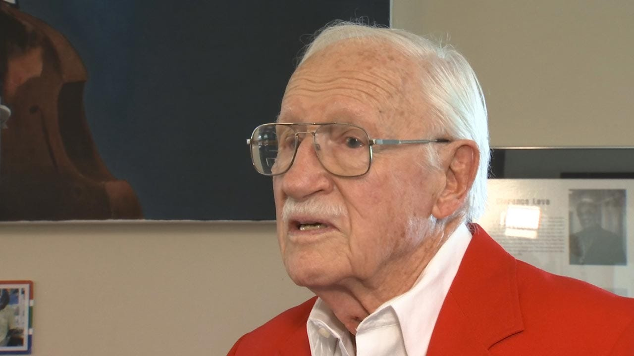 OK Jazz Hall Of Fame Holds 'Salute To Veterans'