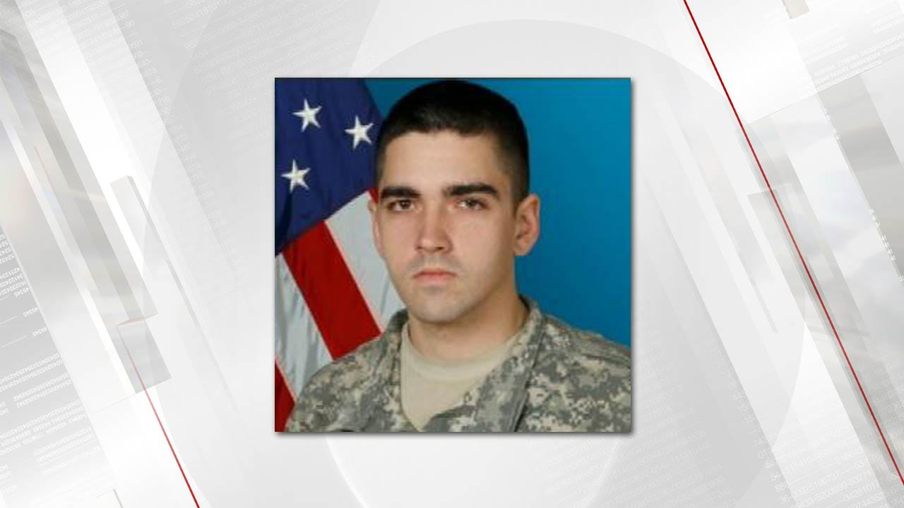President Trump Remembers Oklahoma Soldier Killed In Afghanistan