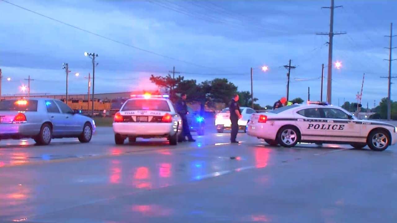 Man Struck, Killed On Tulsa Street