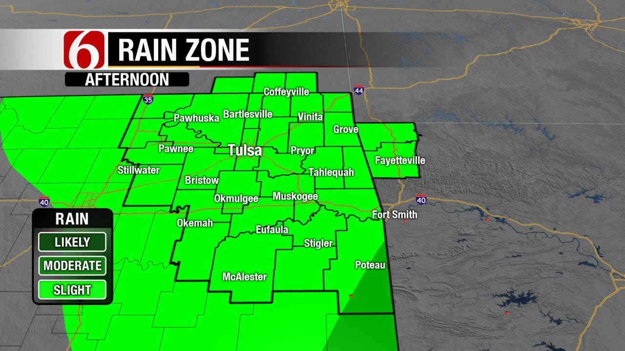 More Flooding Possible After Storms Leave Northeast Oklahoma