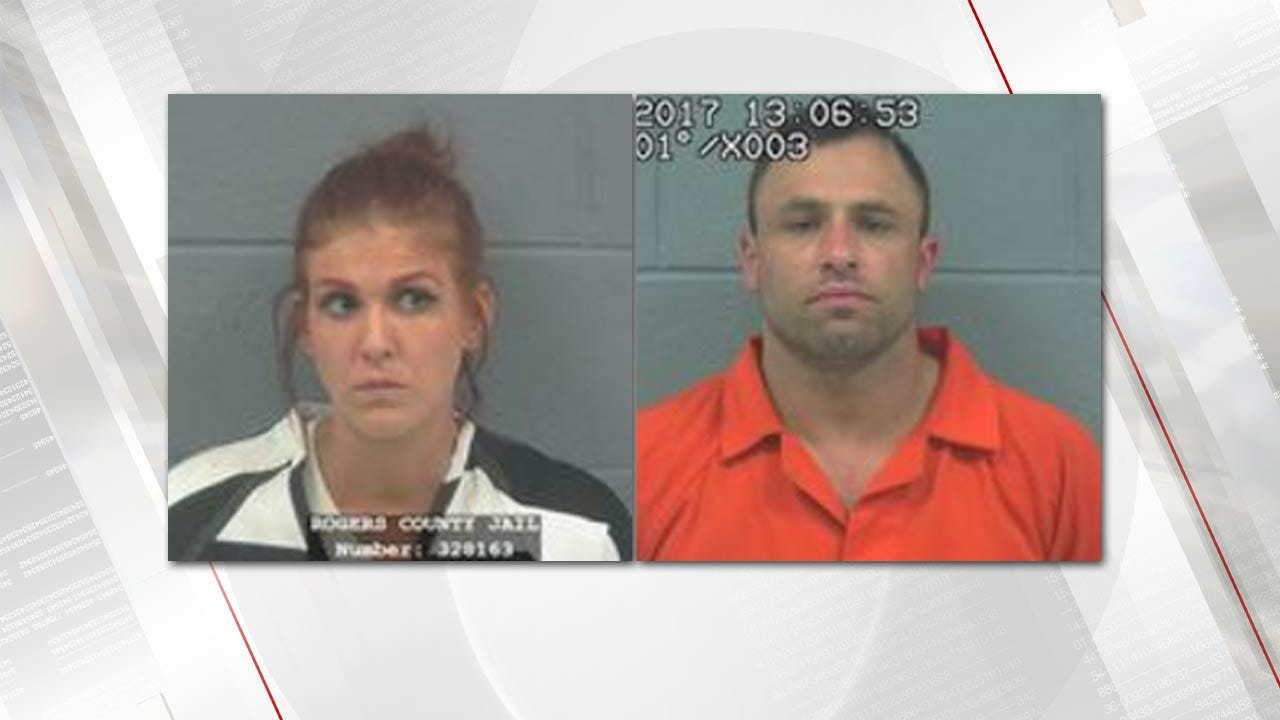OHP Trooper Tracks Pair After Grandmother's House Burglarized