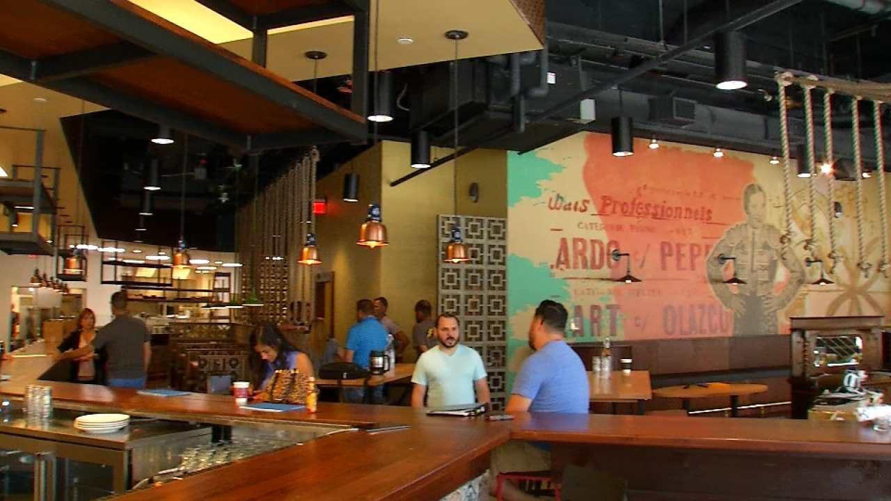 Restaurant Near Tulsa's BOK Center To Close
