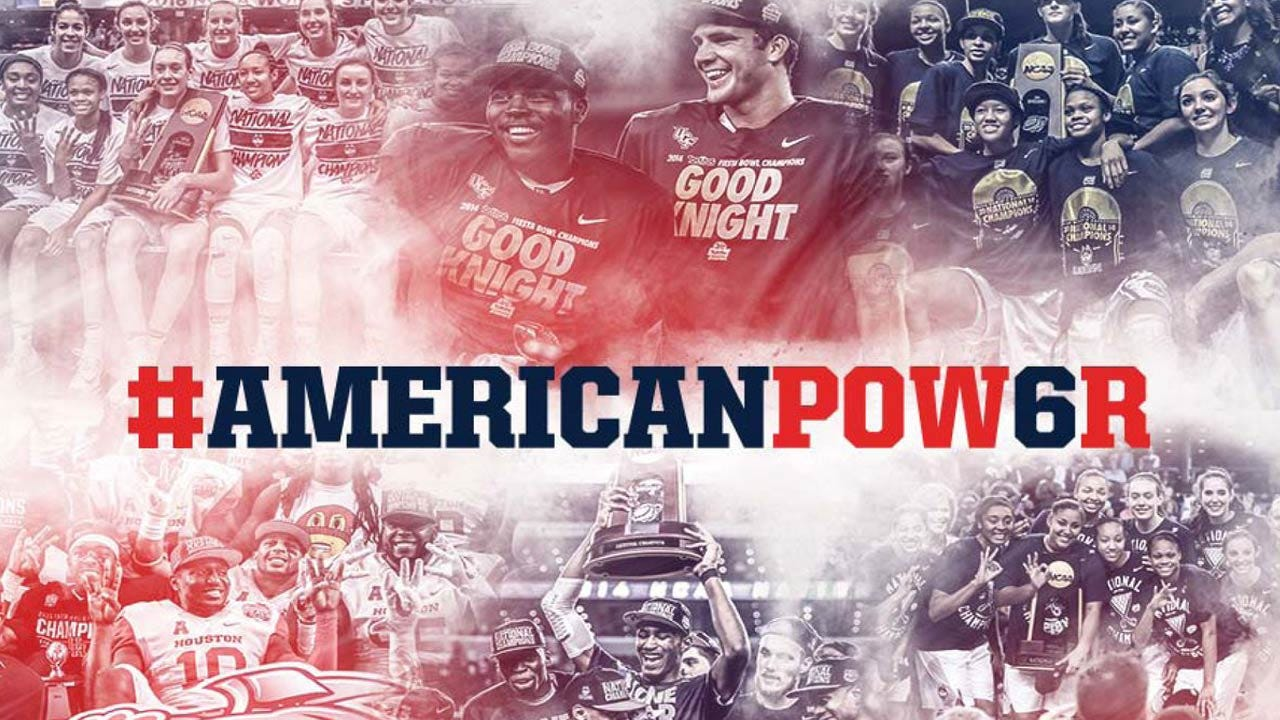 TU To Be Part Of A Power Conference? AAC Releases Plan Using Power 6 Narrative