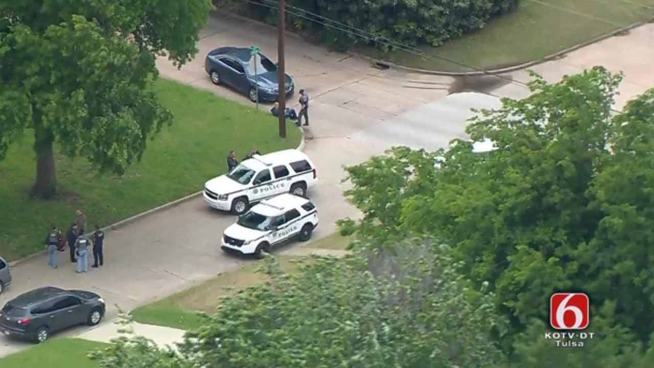 Tulsa Police Take Two Into Custody After Reported Armed Robbery