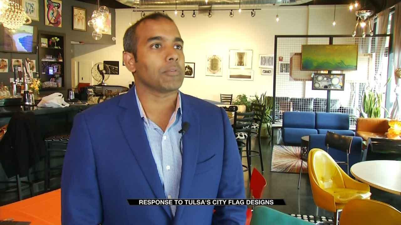 Votes Pour In Despite Negative Reaction To Tulsa Flag Designs
