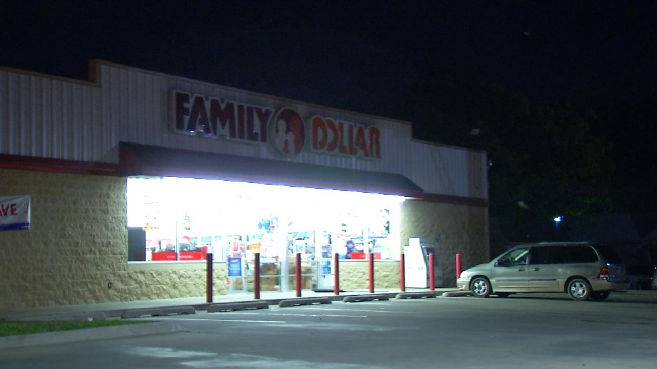 Family Dollar Latest Target In Attempted Burglary