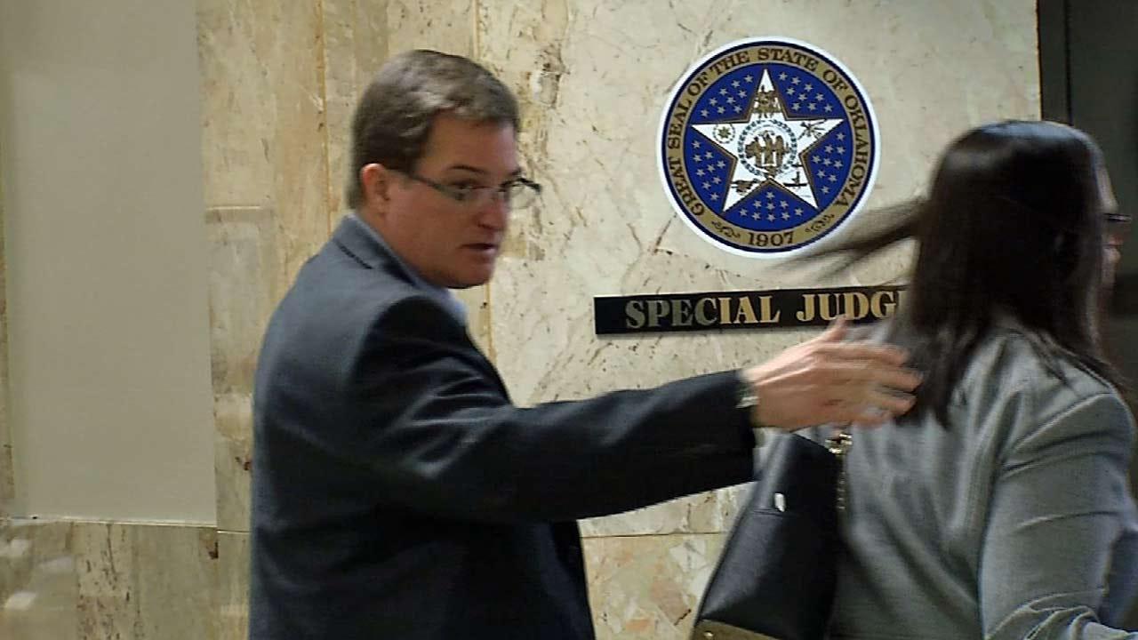 Hearing Held In Third Trial Of Former Tulsa Police Officer Shannon Kepler