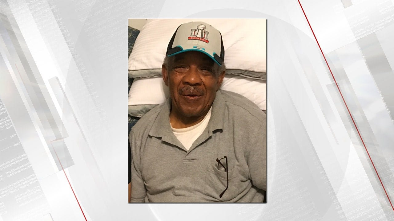TPD Issues Silver Alert For Missing Tulsa Man