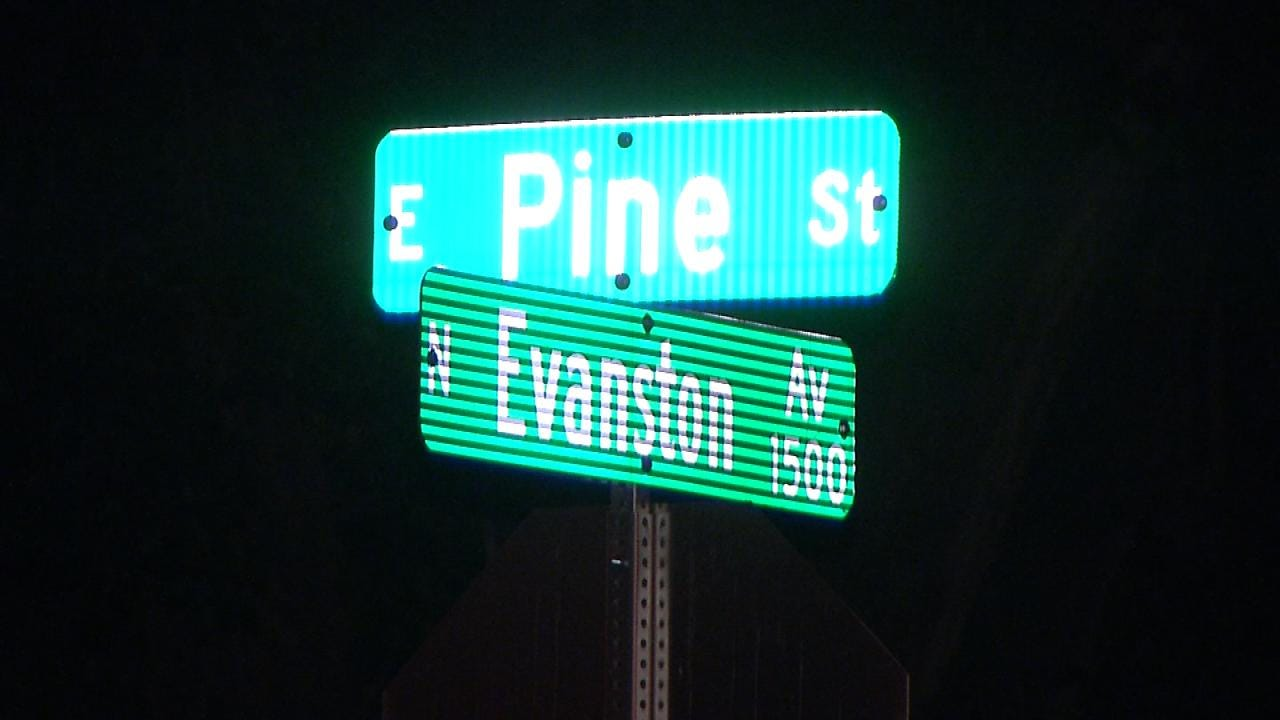 Man Shot Walking Home From Tulsa Convenience Store