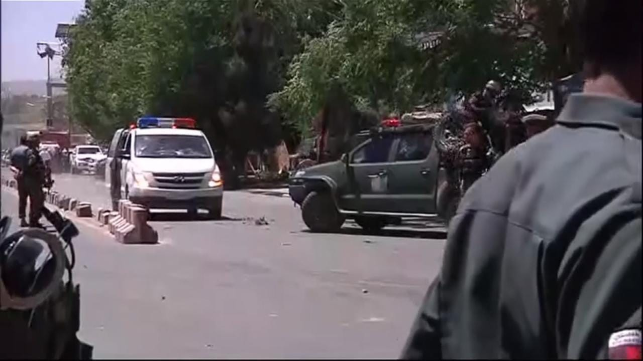More Than 80 Dead, Hundreds Injured In Massive Explosion In Kabul
