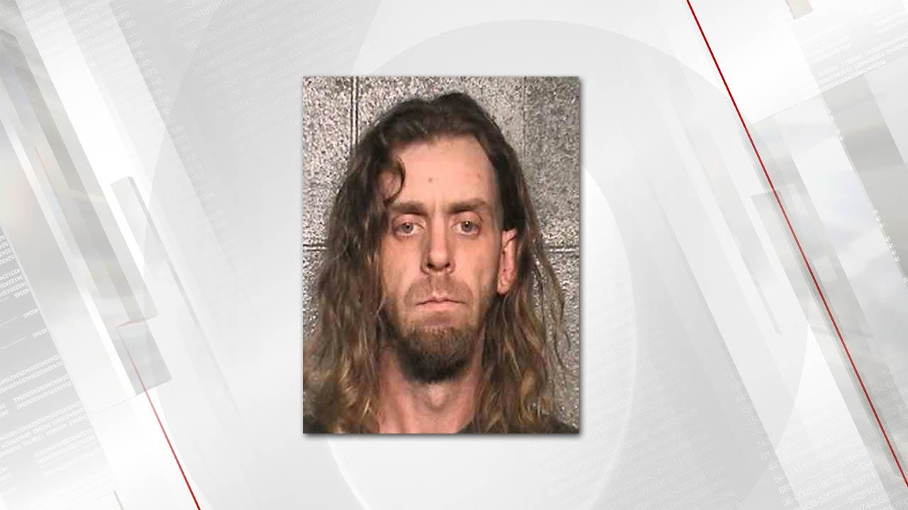 Sand Springs Police Arrest Man They Say Stole Trailer From School