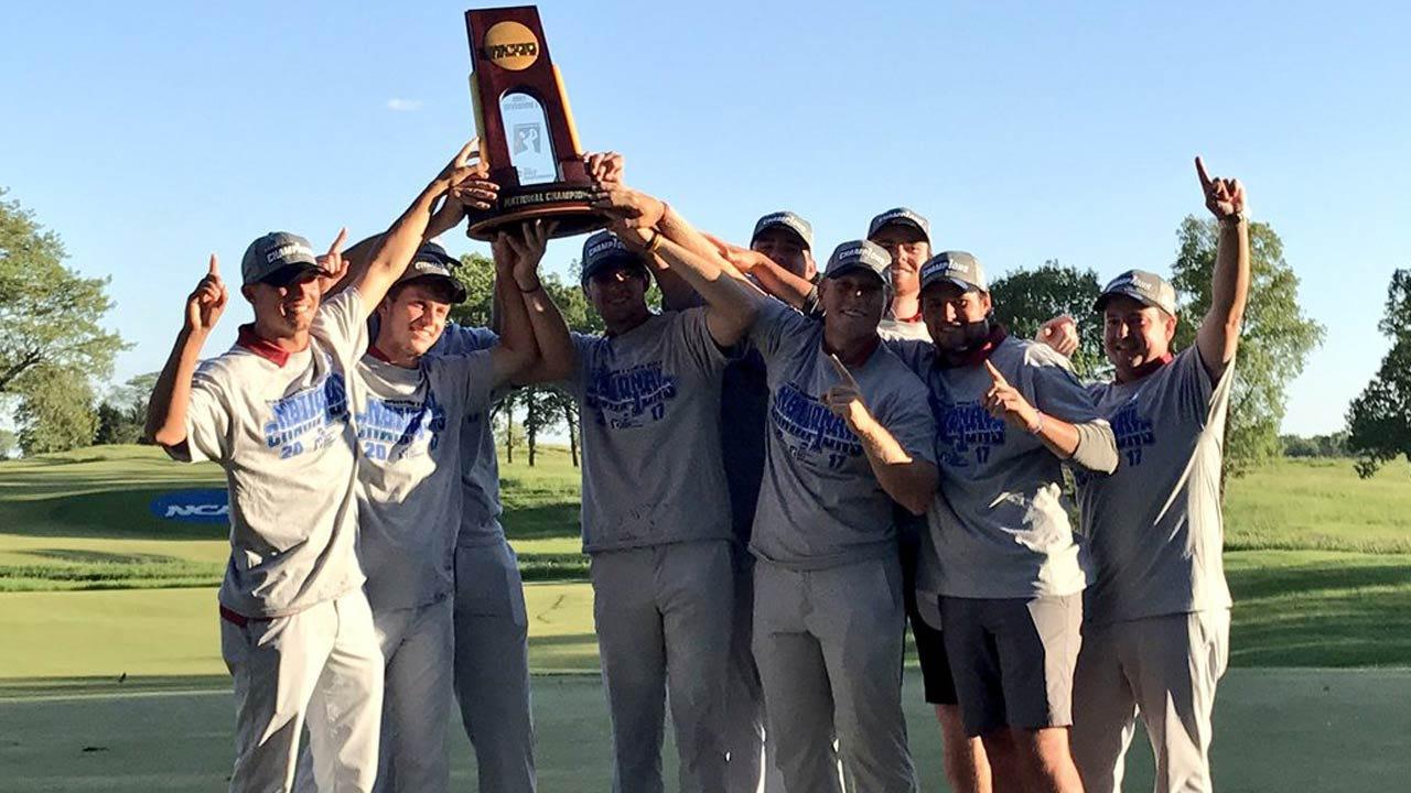 Sooners Win 2017 NCAA Title