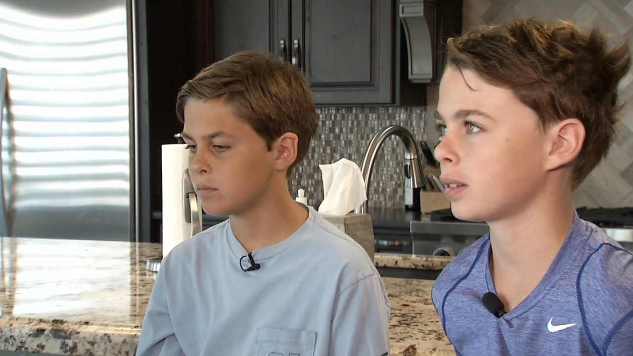 Tulsa Teens Raising Money For Children Before Climbing Kilimanjaro