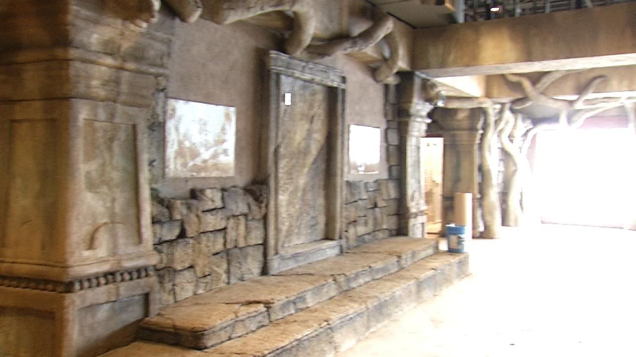 Tulsa Zoo's Lost Kingdom Exhibit Set To Open In June