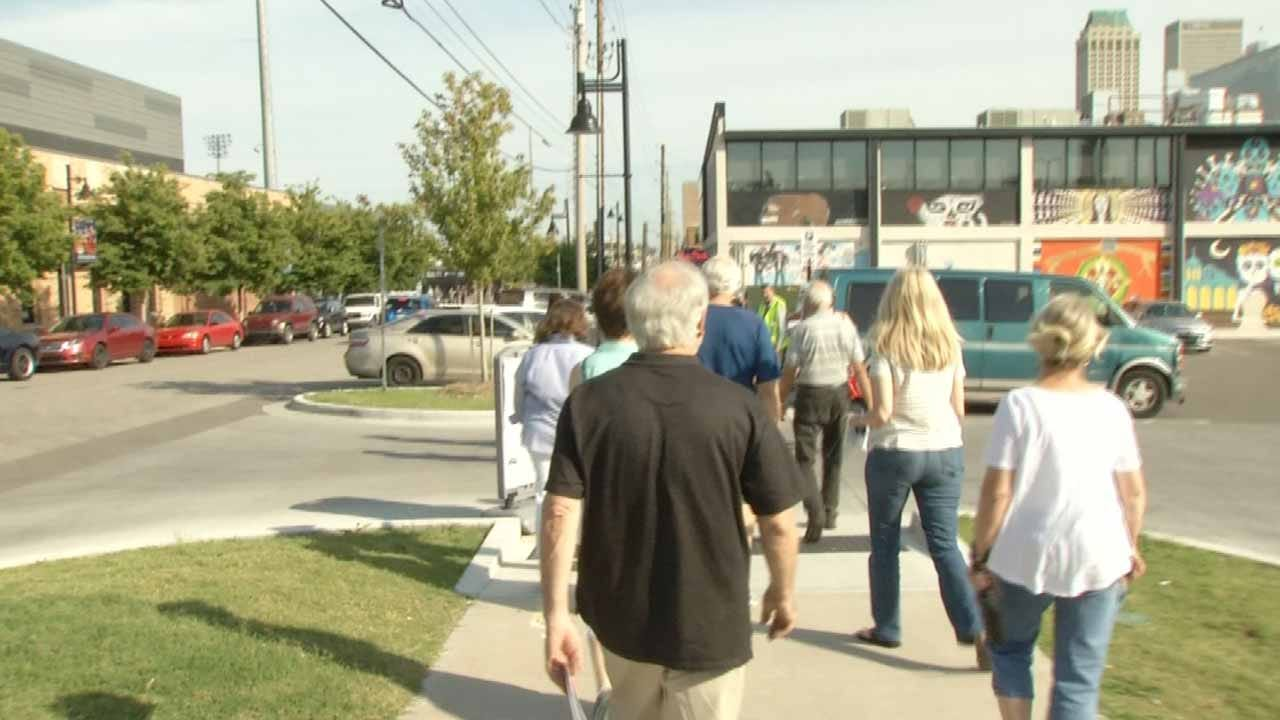 Tulsans Walk To Remember 1921 Race Riot