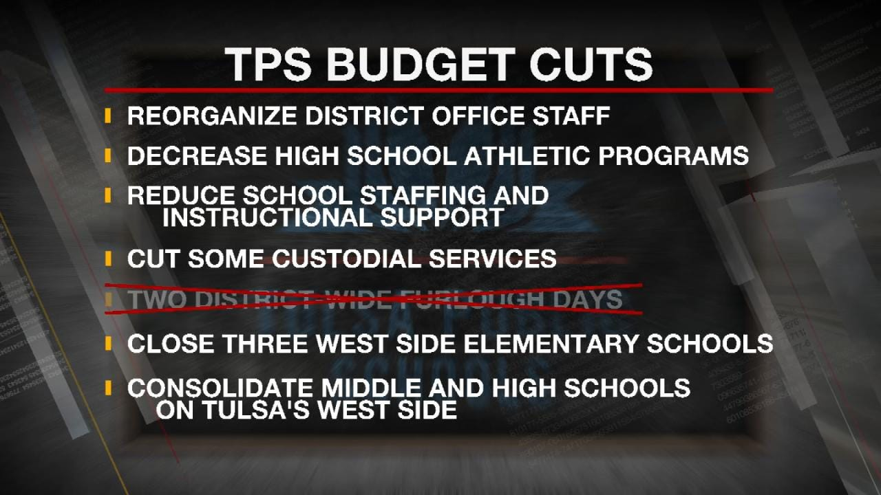 With Funding Increase, TPS Stops Furloughs; Other Cuts Remain