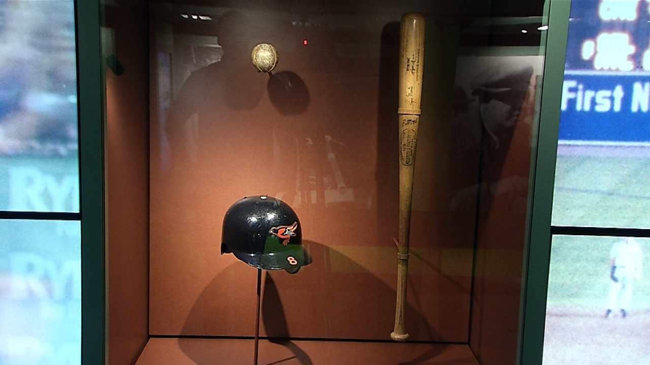 Baseball Hall Of Fame Tour Comes To Tulsa