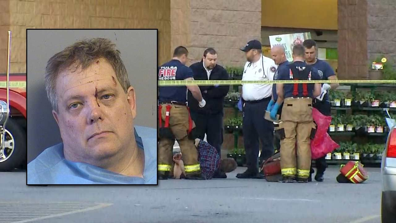 Man Kidnaps Ex-Wife, Shoots Her Boyfriend, Tulsa Police Say