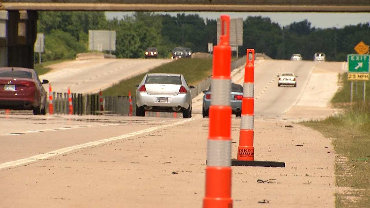 ODOT Suspends 20 Large Road Projects Due To Budget Cuts