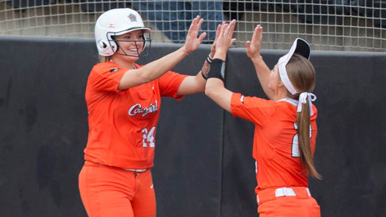 OSU Leads Big 12 In All-Academic Selections