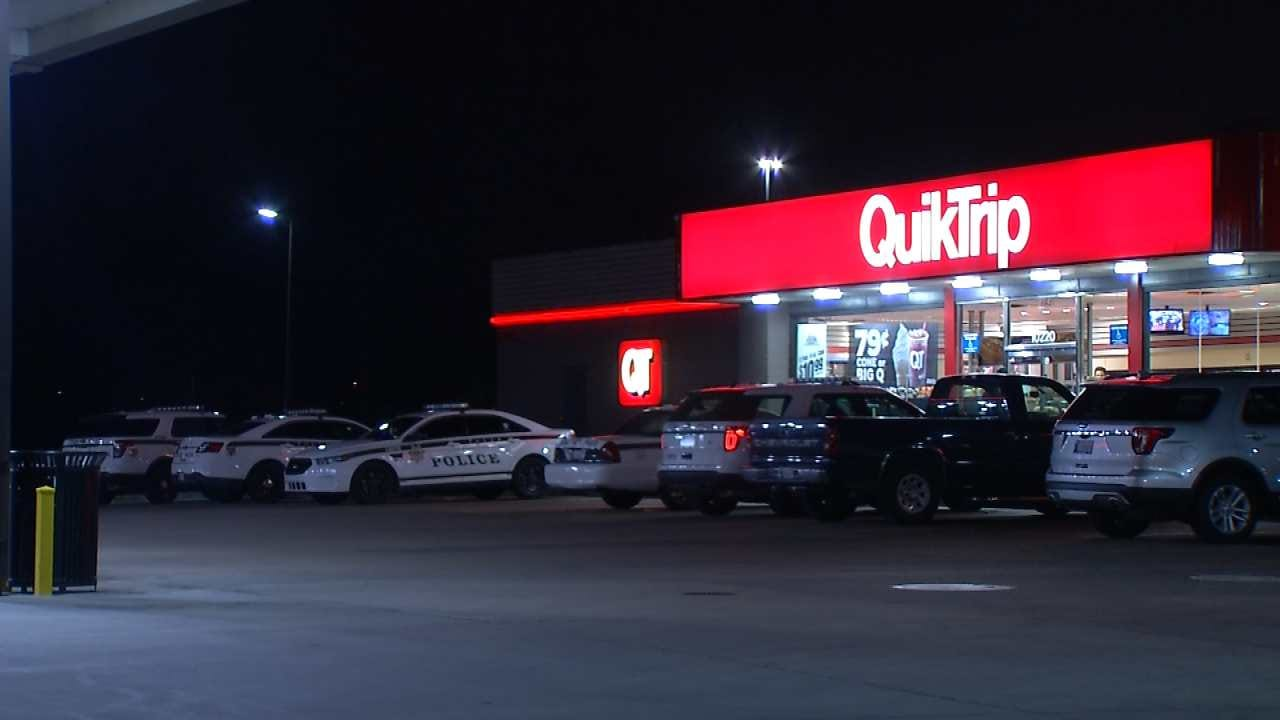 Three Men Steal Cash, Food From Tulsa Convenience Store