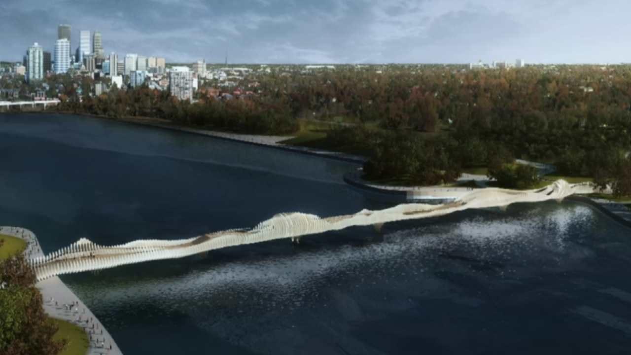 Cost Of Proposed New Tulsa Pedestrian Bridge Over Budget