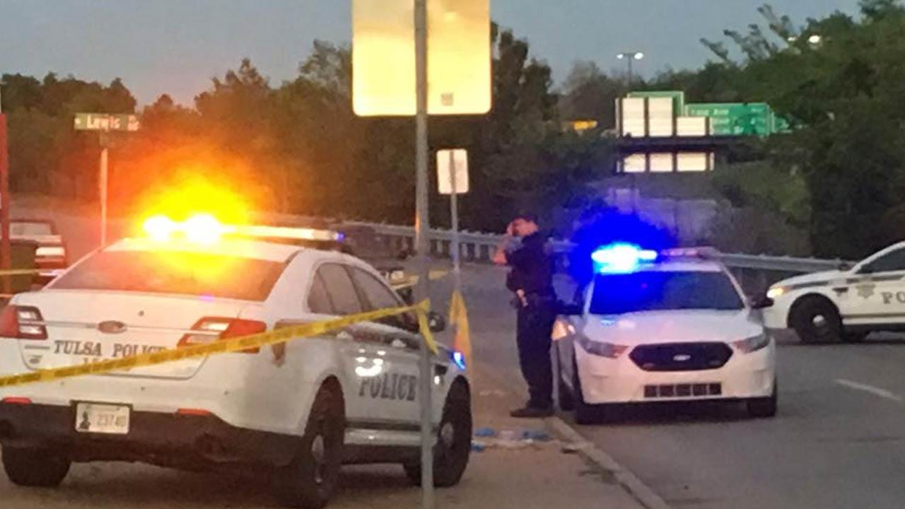 Man Shot, Killed Outside Tulsa Grocery Store