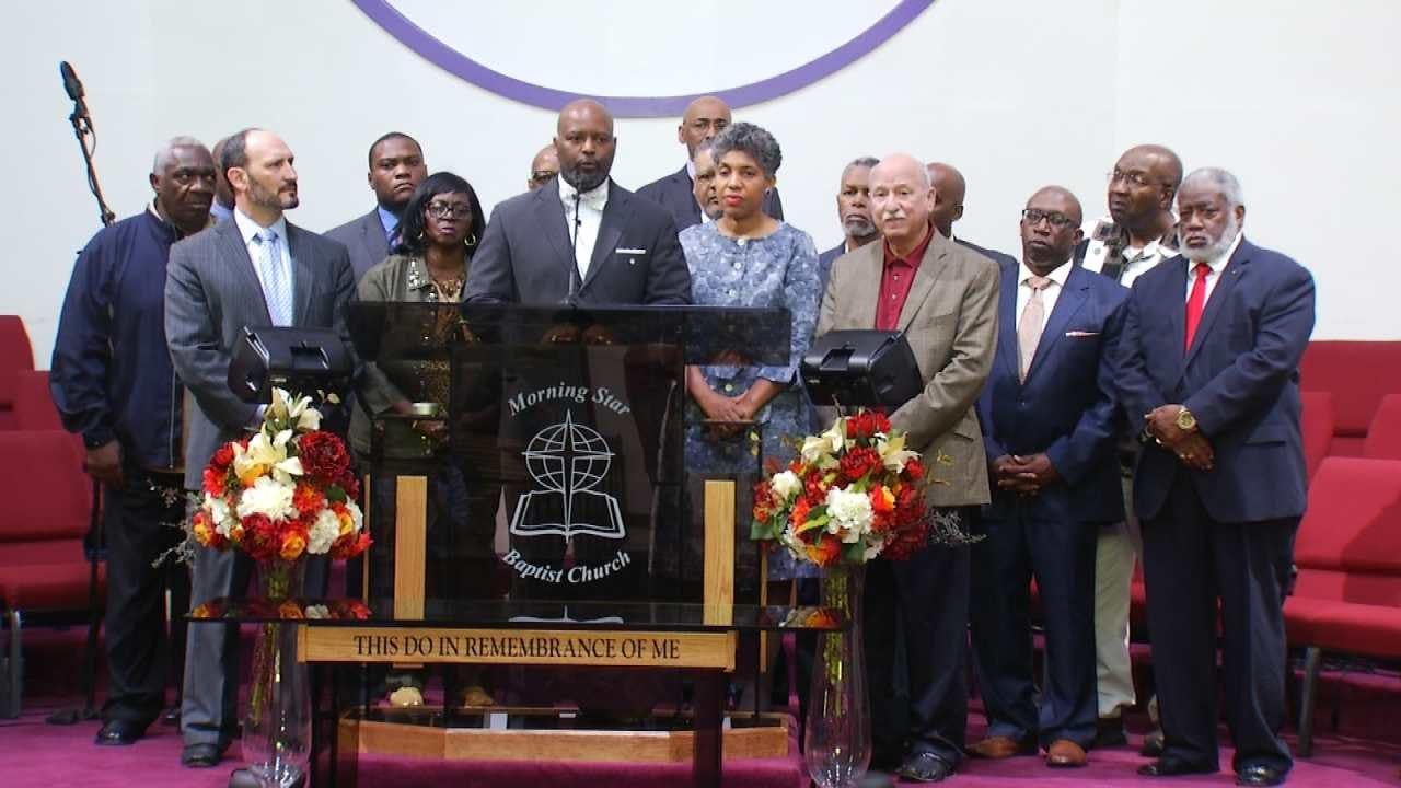 Pastors Criticize Tulsa FOP's Ethics Complaint Against DA
