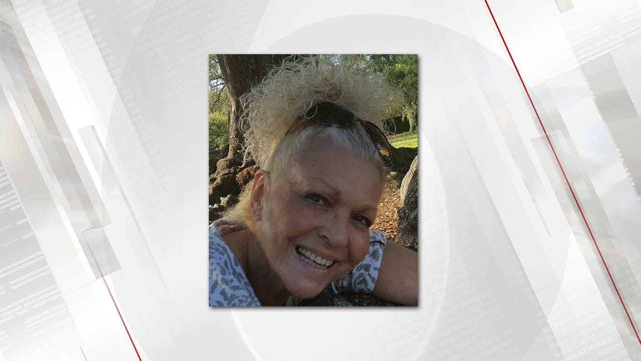 Silver Alert Issued For Wilburton Woman