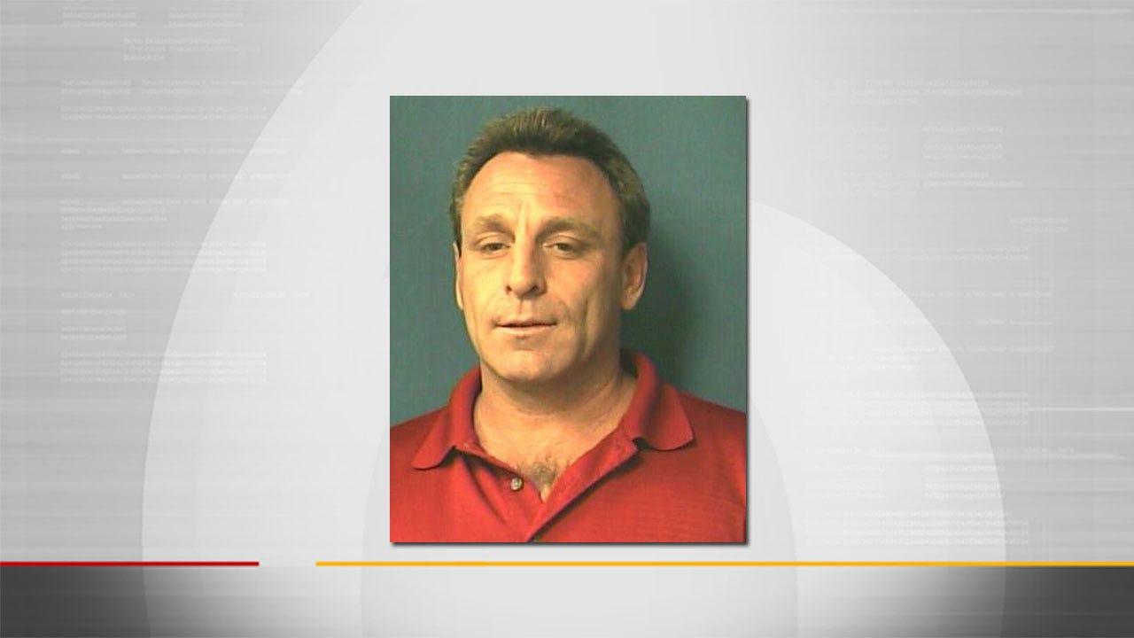 Wagoner County Jury Convicts Man Of Killing Estranged Wife's Boyfriend