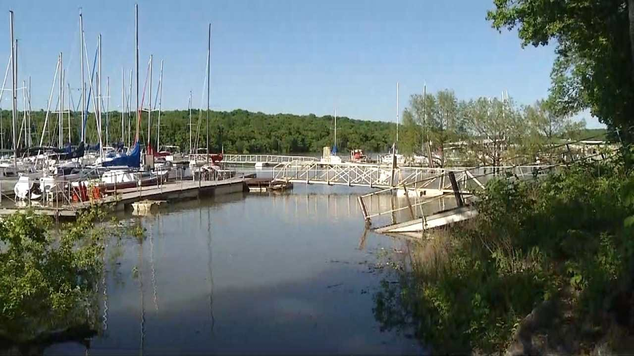 High Water On Green Country Lakes Impacts Local Businesses