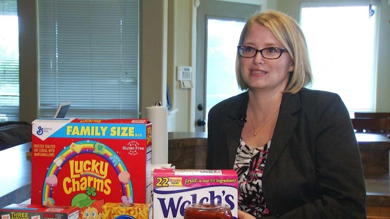 Jenks Mother Creates Food Allergy App