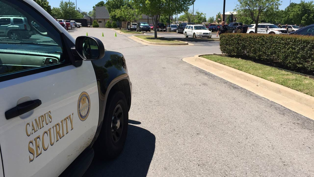 Man In Critical Condition After Being Run Over In TU Parking Lot; Suspect Being Questioned