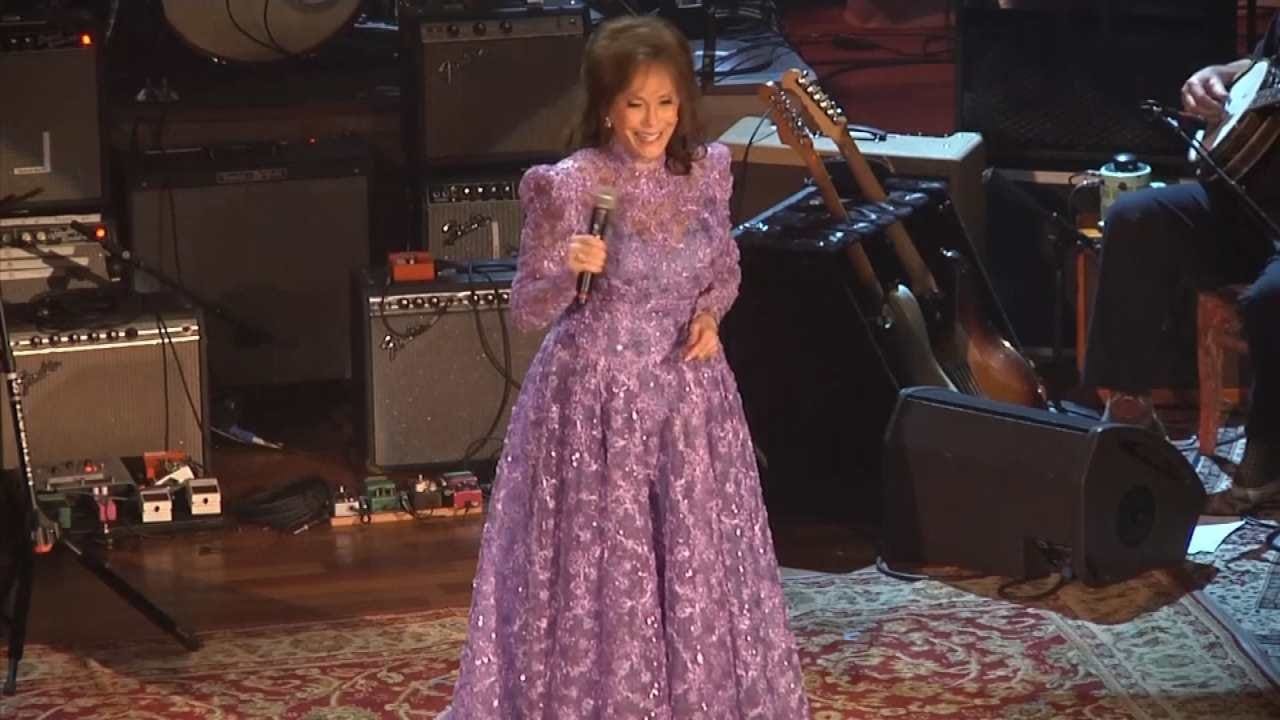 Publicist: Country Music Icon Loretta Lynn Hospitalized After Stroke