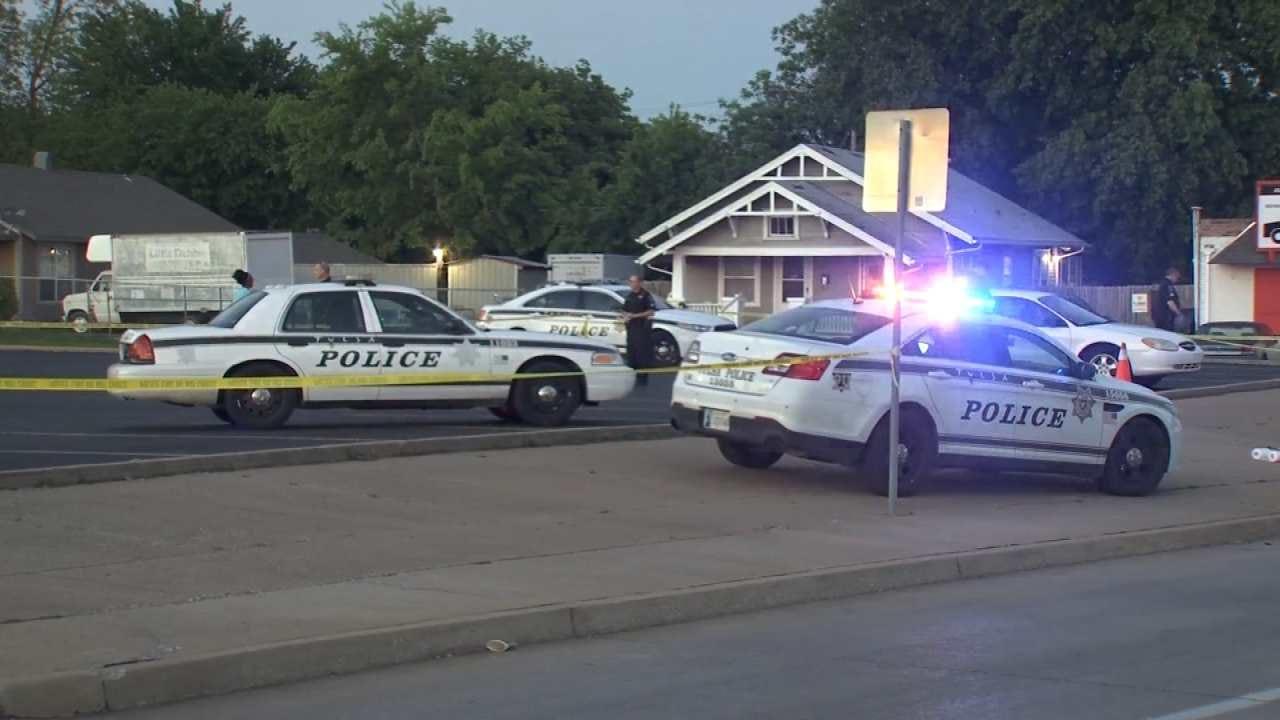 Tulsa Man, Juvenile Arrested In The City's Latest Homicide