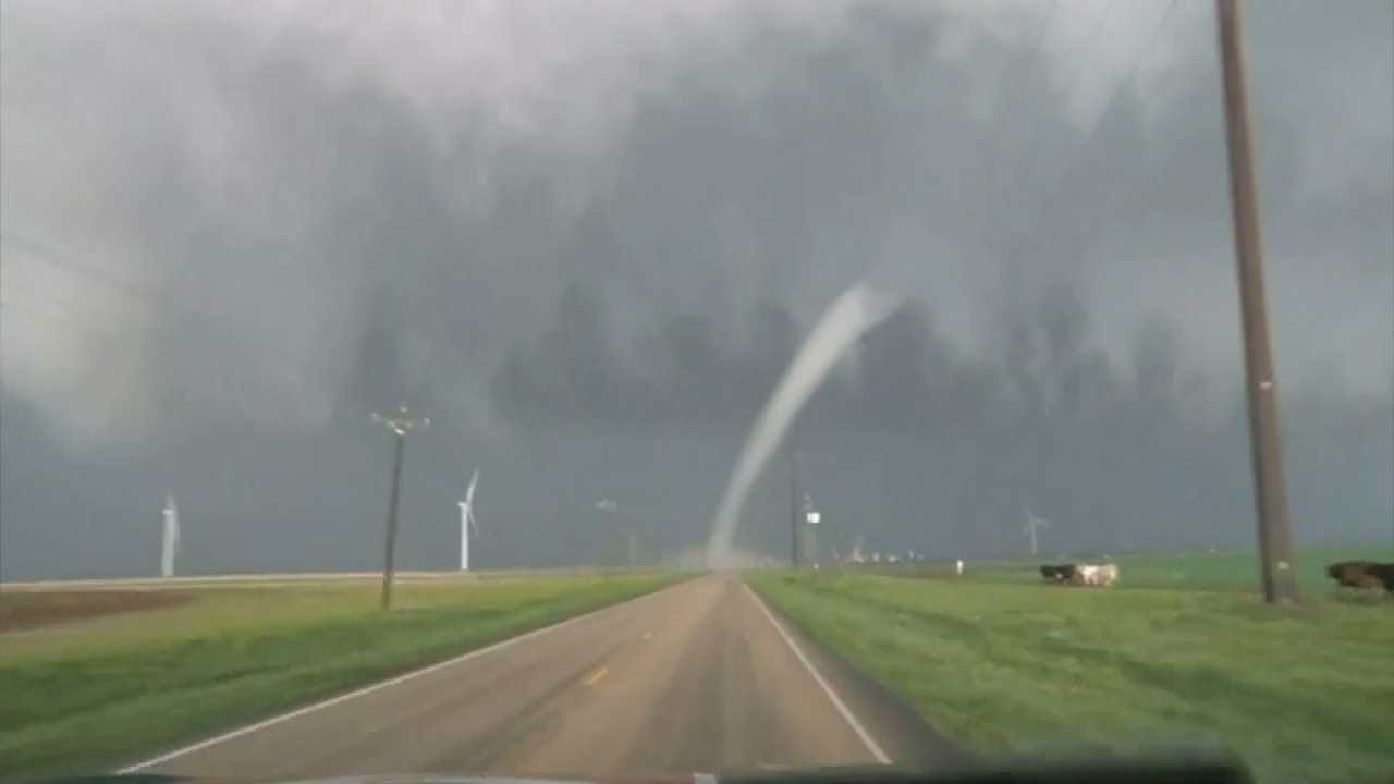 Tornado Warning Time Could Be Improved By Drones