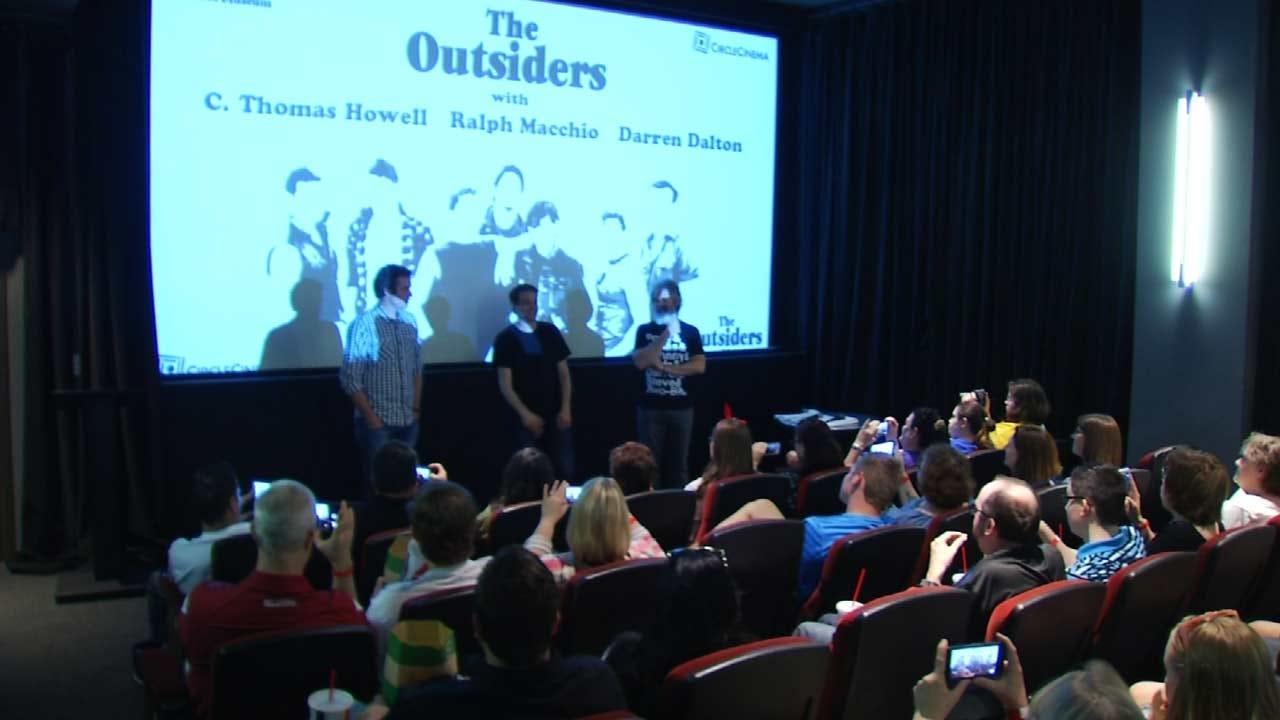 Tulsa Celebrates 50th Anniversary Of 'The Outsiders'