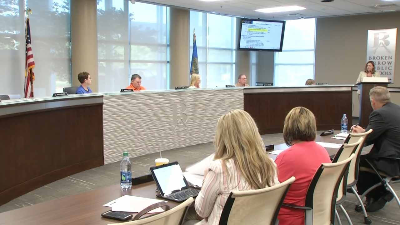 Broken Arrow Announces 'Historic' Pay Raises For District Teachers